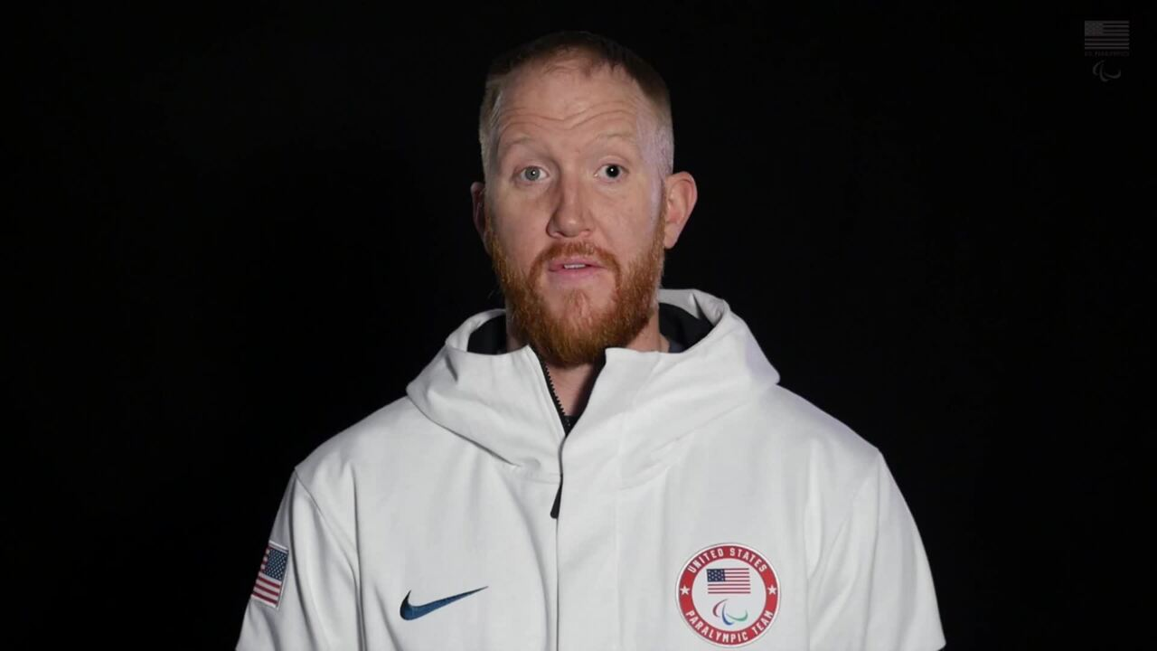 James Sides On Representing Team USA | PyeongChang Paralympics