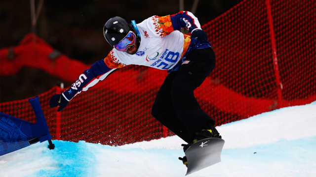 Team USA Triumphs presented by The Hartford    Keith Gabel Reflects On His Return To Snowboarding