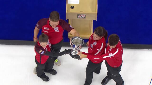 Curling Night In America | Episode 8: U.S. Mixed Doubles vs. Scotland