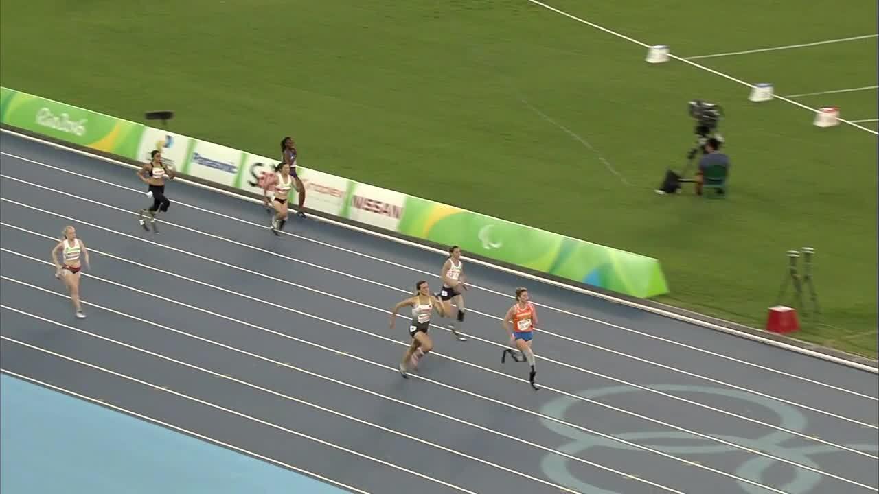 Femita Ayanbeku | Women's 200m T44 Final | 2016 Paralympic Games