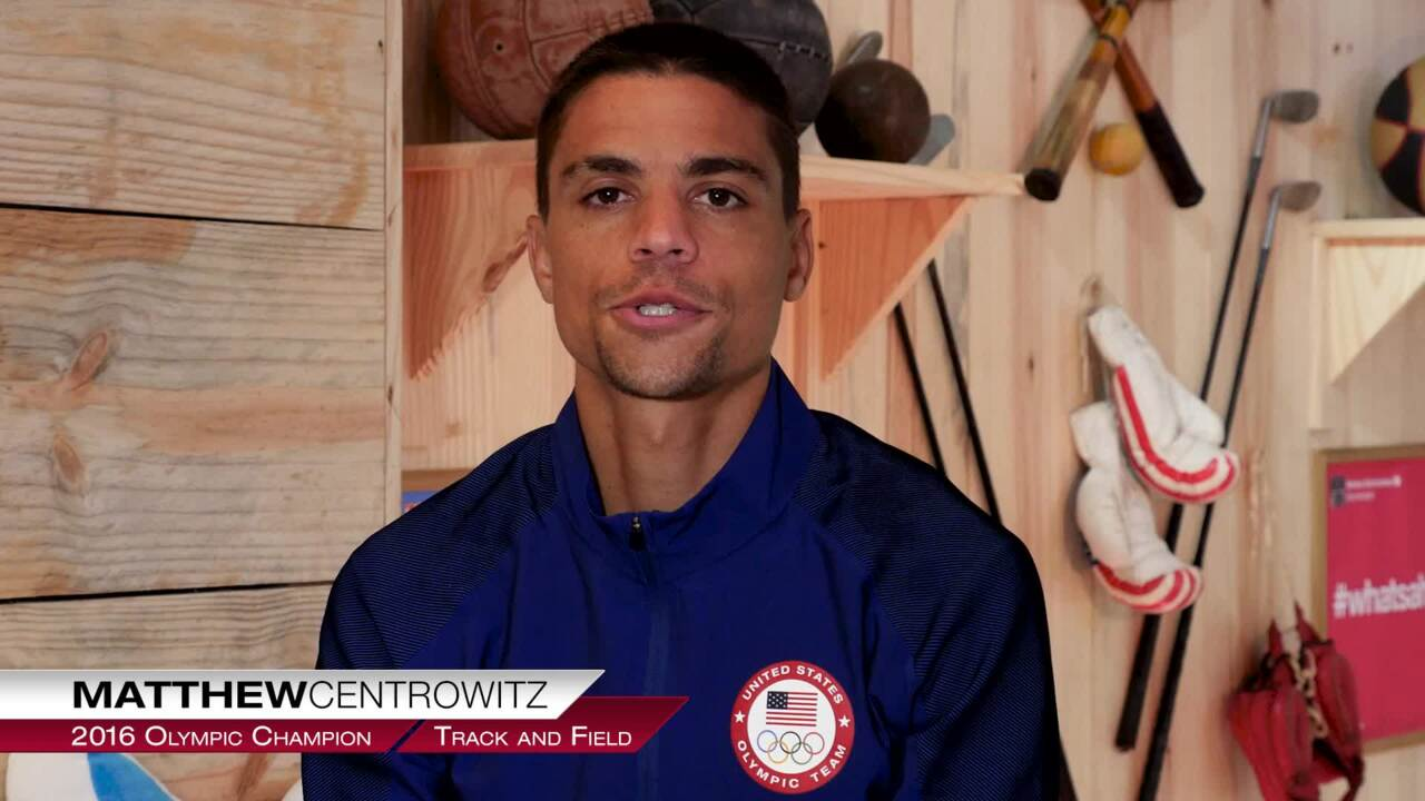 Matthew Centrowitz On His Rio Experience