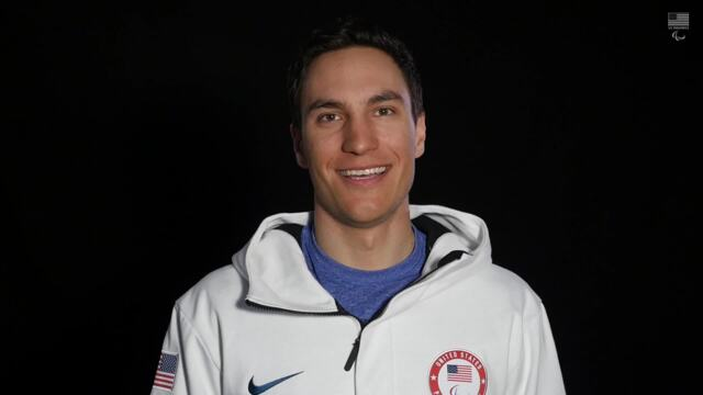 Tyler Carter On Competing For Team USA | PyeongChang Paralympics