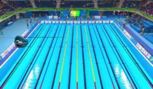 Robert Griswold | Men's 400m Freestyle S8 Heat | 2016 Paralympic Games