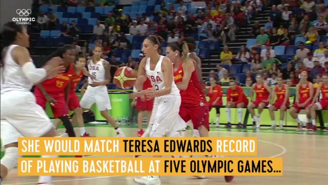 Olympic Channel: Diana Taurasi Could Go For Gold At Tokyo 2020