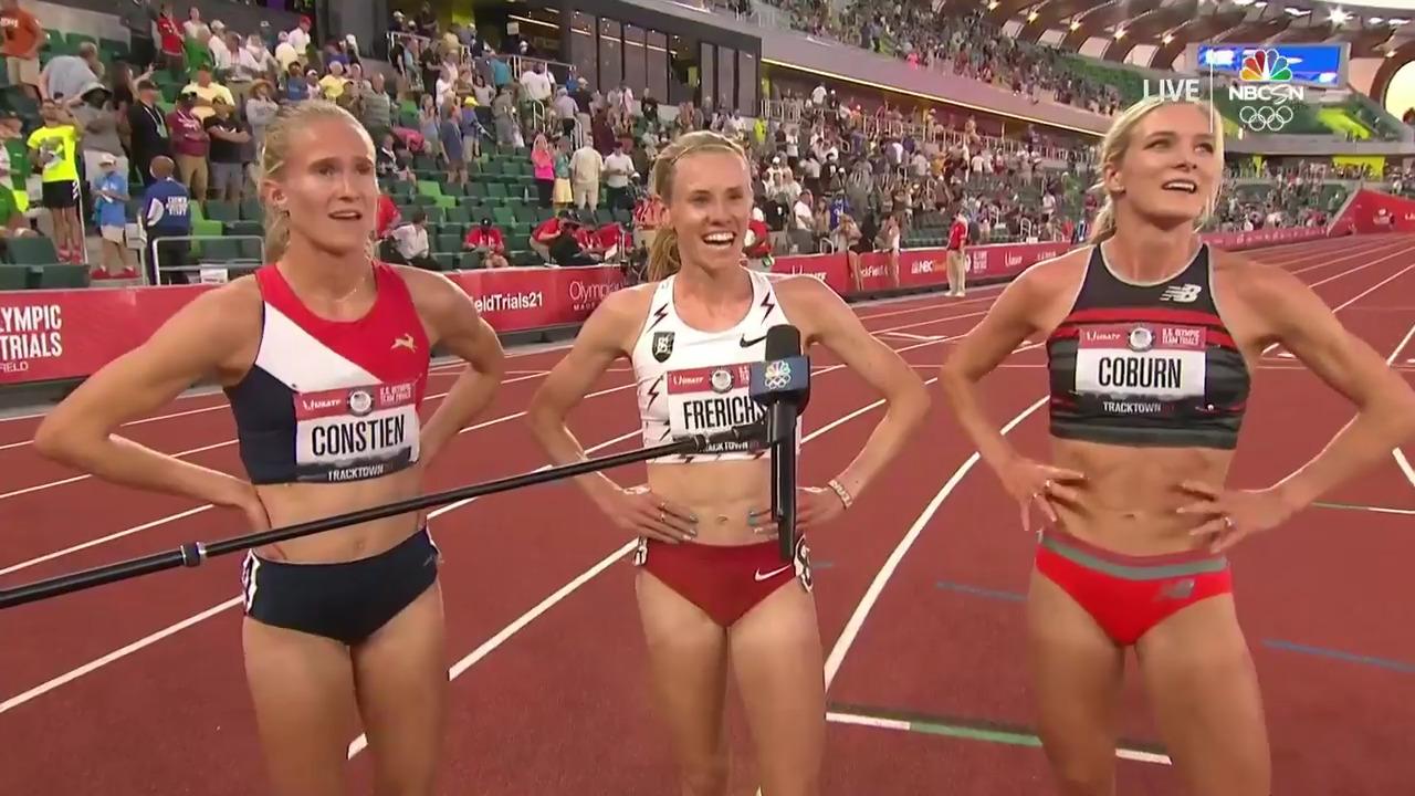 Women's 3000M Steeplechase Full Race | Track & Field U.S. Olympic Team Trials 2021