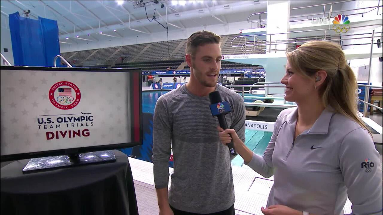 Olympic Diving Trials | Fierce Semifinal Brings Out Best In Boudia