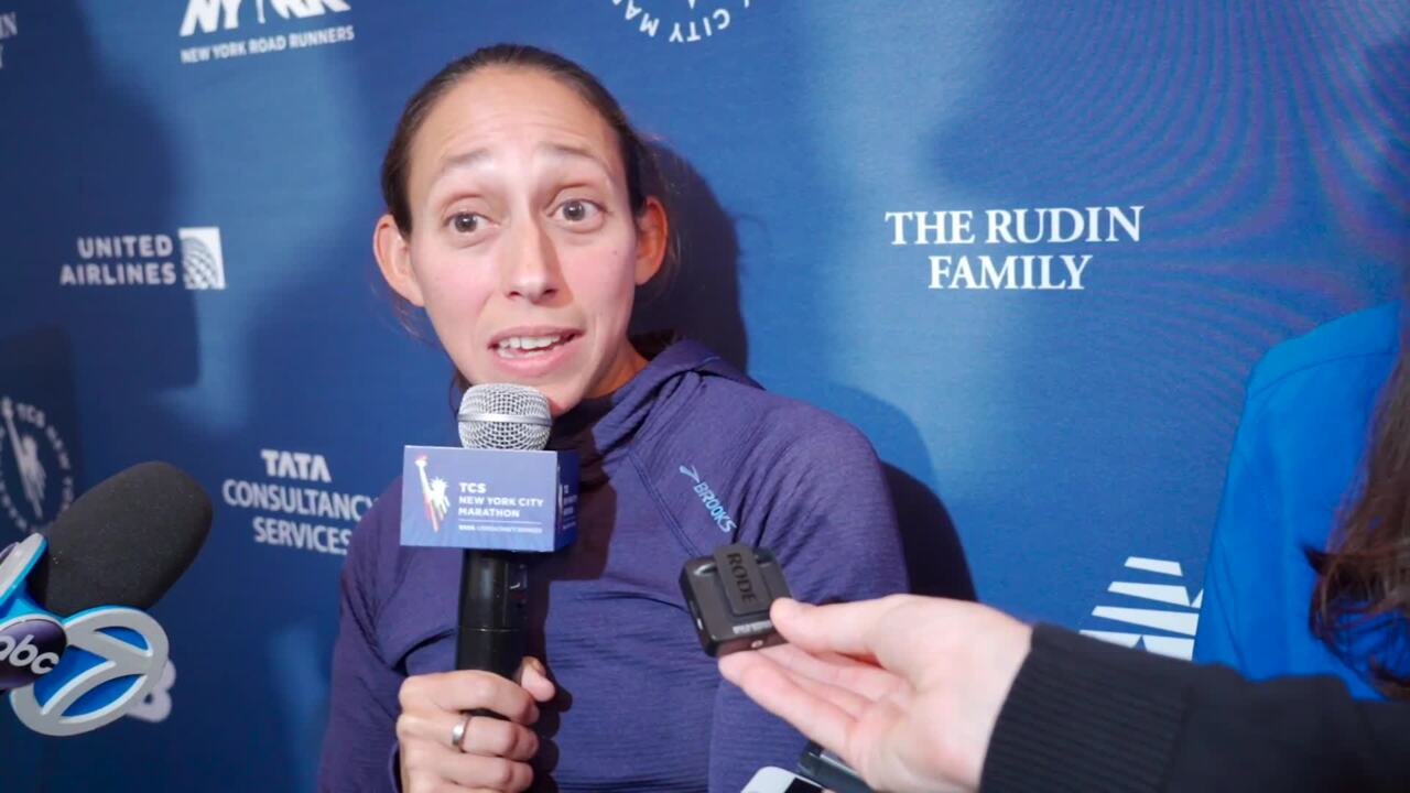 Team USA Athletes Share Their Excitement For The 2019 New York City Marathon