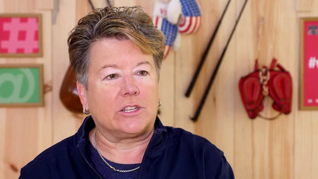 Sandy Barbour Talks The NCAA And The Olympics