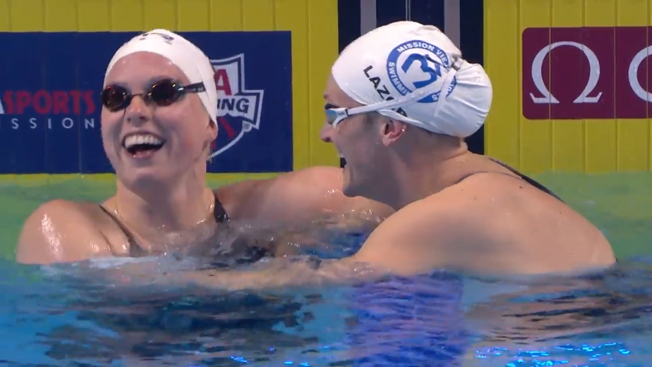 Lilly King Women's 100M Breaststroke Semi | Swimming U.S. Olympic Team Trials 2021