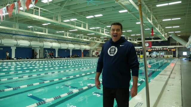 Team USA Insider presented by Nabisco | Meet Olympic Swimmer Josh Prenot