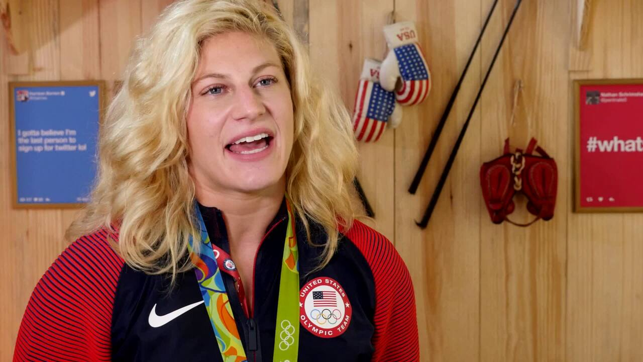 What Makes Kayla Harrison Great?
