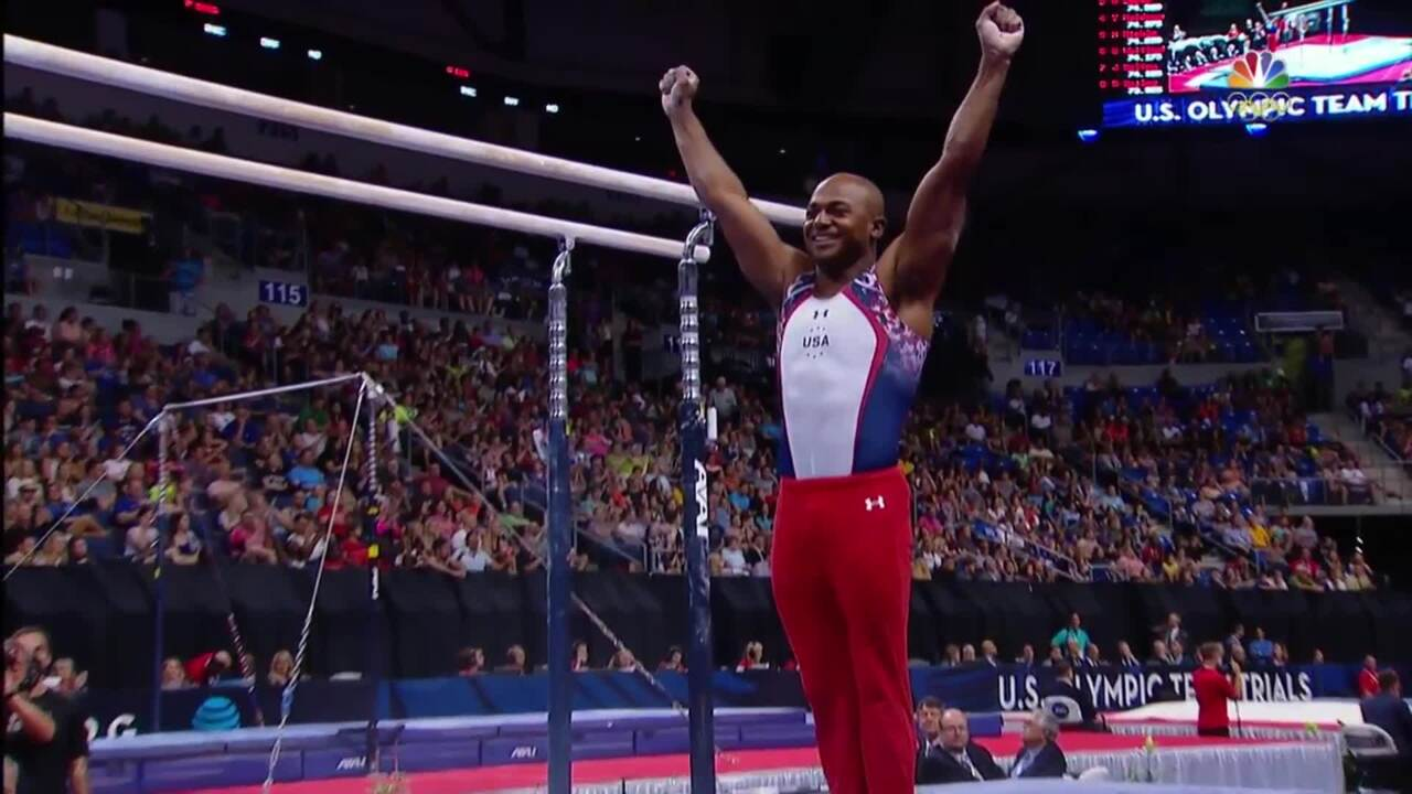 Highlights From The 2016 U.S. Olympic Team Trials For Men's Gymnastics