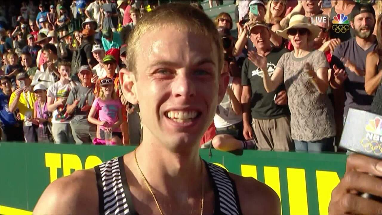 Olympic Track And Field Trials | Galen Rupp 'Will Be Ready' For Rio