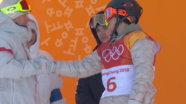 Red Gerard Wins Gold In Slopestyle Snowboarding In PyeongChang