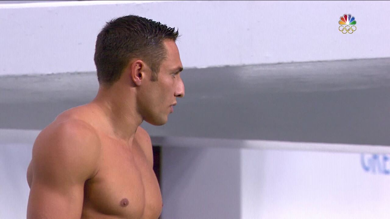 Olympic Diving Trials   Sam Dorman Round 4