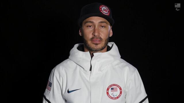 Mike Shea Recounts Sochi Sweep   PyeongChang Paralympics