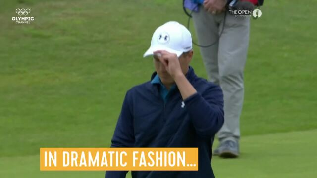Olympic Channel: Spieth Wins Open Championship In Dramatic Fashion