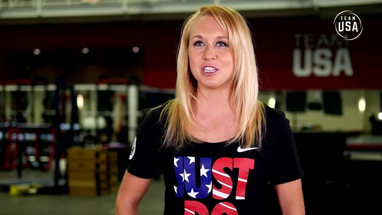 Meet 'N Greet | Samantha Achterberg: Modern Pentathlon