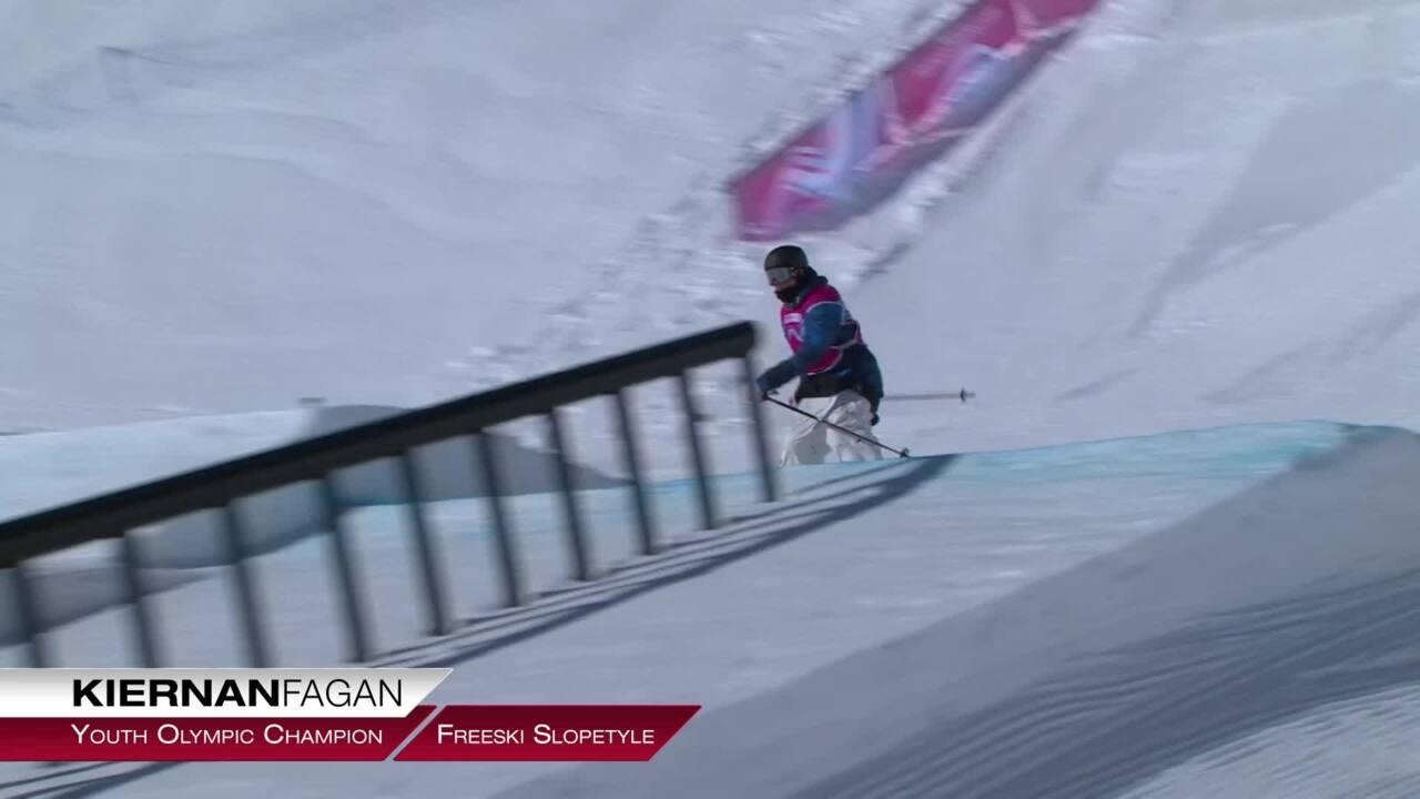Kiernan Fagan Freeski slopestyle.mp4