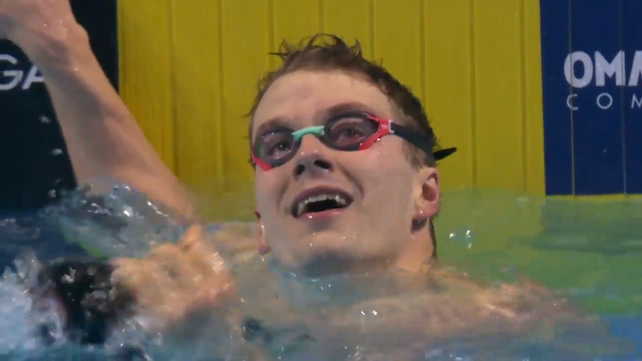 Nic Fink Men's 200M Breaststroke | Swimming U.S. Olympic Team Trials 2021