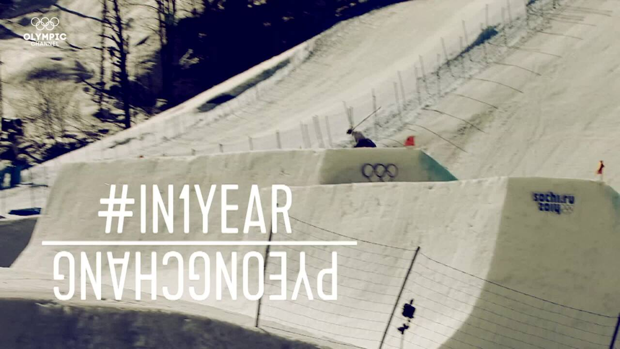 Olympic Channel: Joss Christensen | #In1Year
