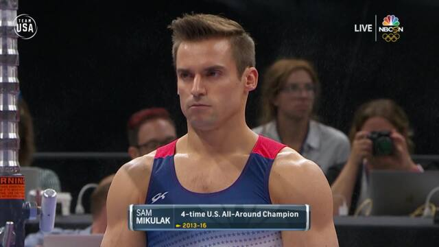 Sam Mikulak Nails The Parallel Bars | Summer Champions Series