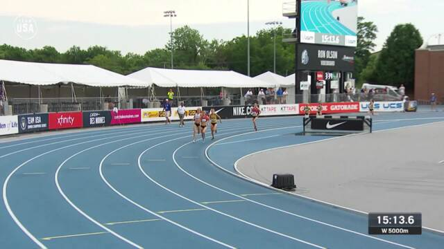 Shelby Houlihan Wins Second 2018 National Title