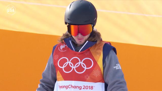 It's Back-To-Back For David Wise As He Wins Ski Halfpipe Gold In PyeongChang