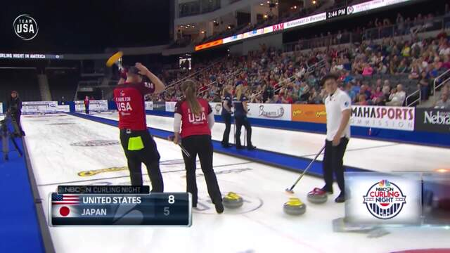 Curling Night In America | U.S. vs. Japan Highlights - Episode 7