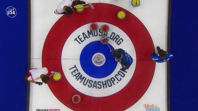 Curling Night in America | U.S. vs. China Men Highlights - Episode 3