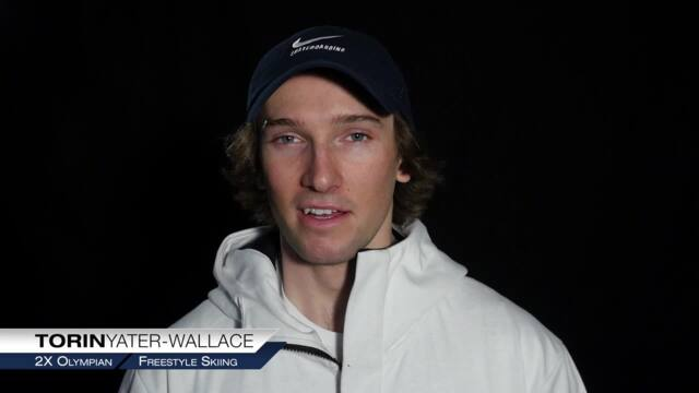 Torin Yater-Wallace On Making The Olympic Team   Team USA In PyeongChang