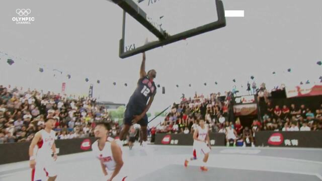 Olympic Channel: NBA Deal For 3x3 Star