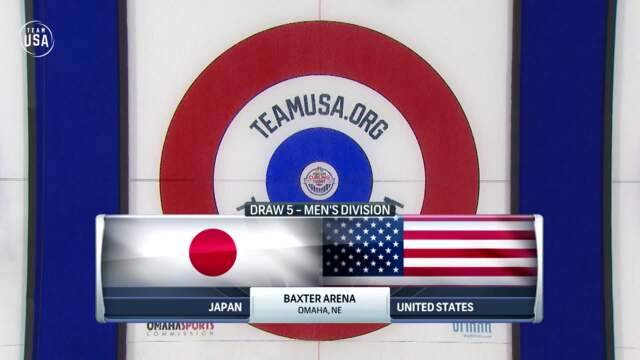 Curling Night in America | U.S. vs. Japan Men Highlights - Episode 5