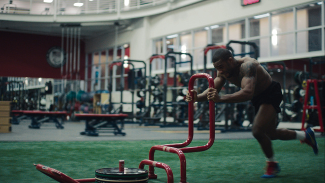 Team USA and Chobani Present Working Out With Team USA