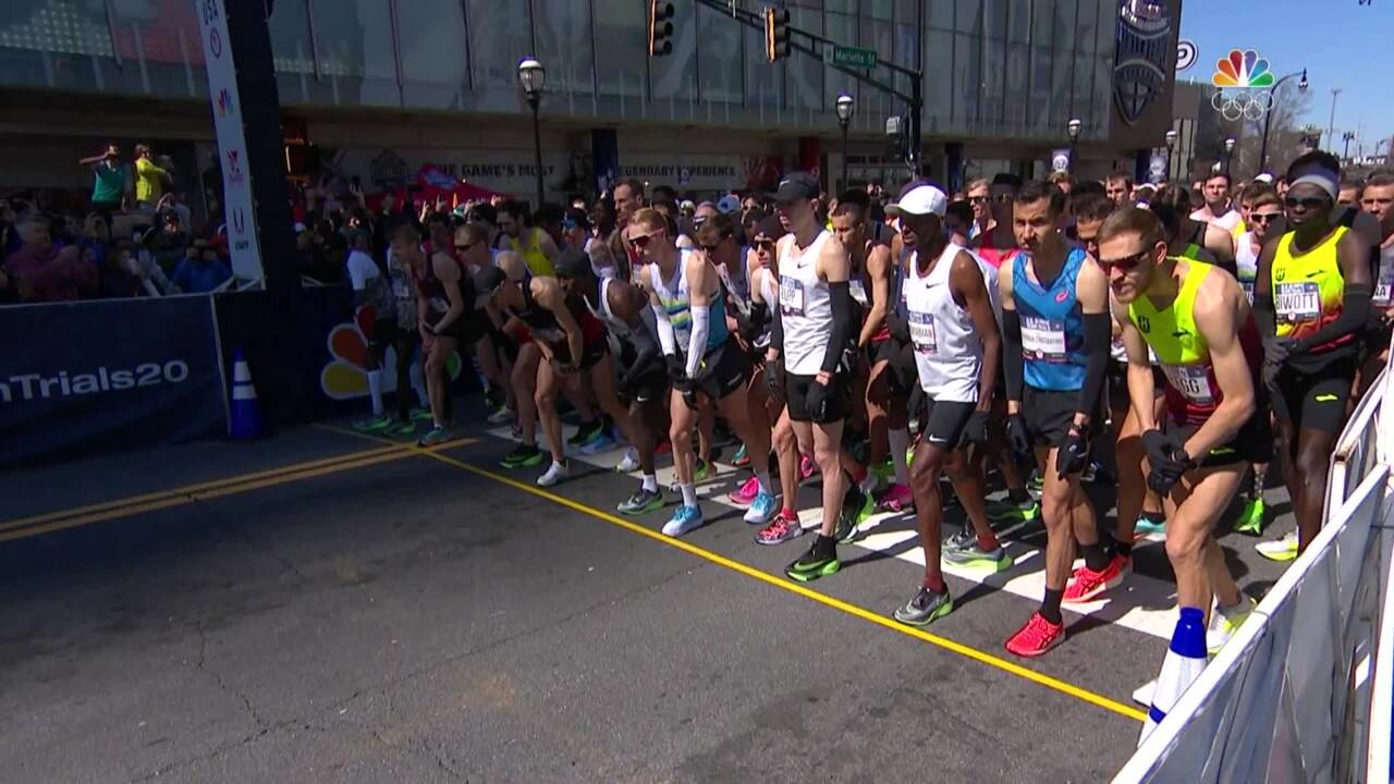 2020 U.S. Men's Olympic Marathon Trials