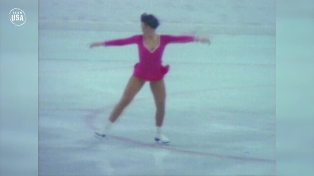 Gold Medal Moments Presented By HERSHEY'S | Dorothy Hamill Wins Gold, And America's Hearts, In Innsbruck