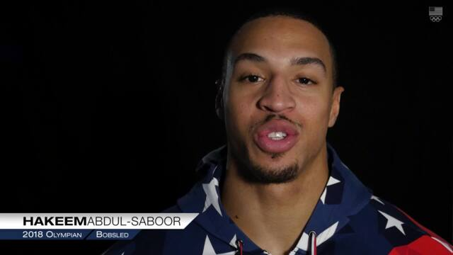 Team USA Insider presented by Nabisco | Hakeem Abdul-Saboor's Unlikely Bobsled Journey