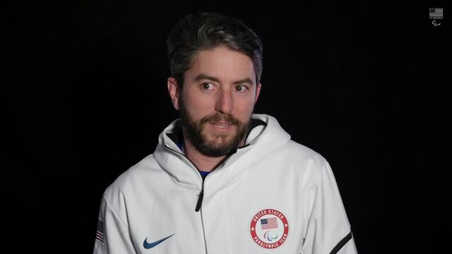 Michael Spivey On Making A Comeback | PyeongChang Paralympics