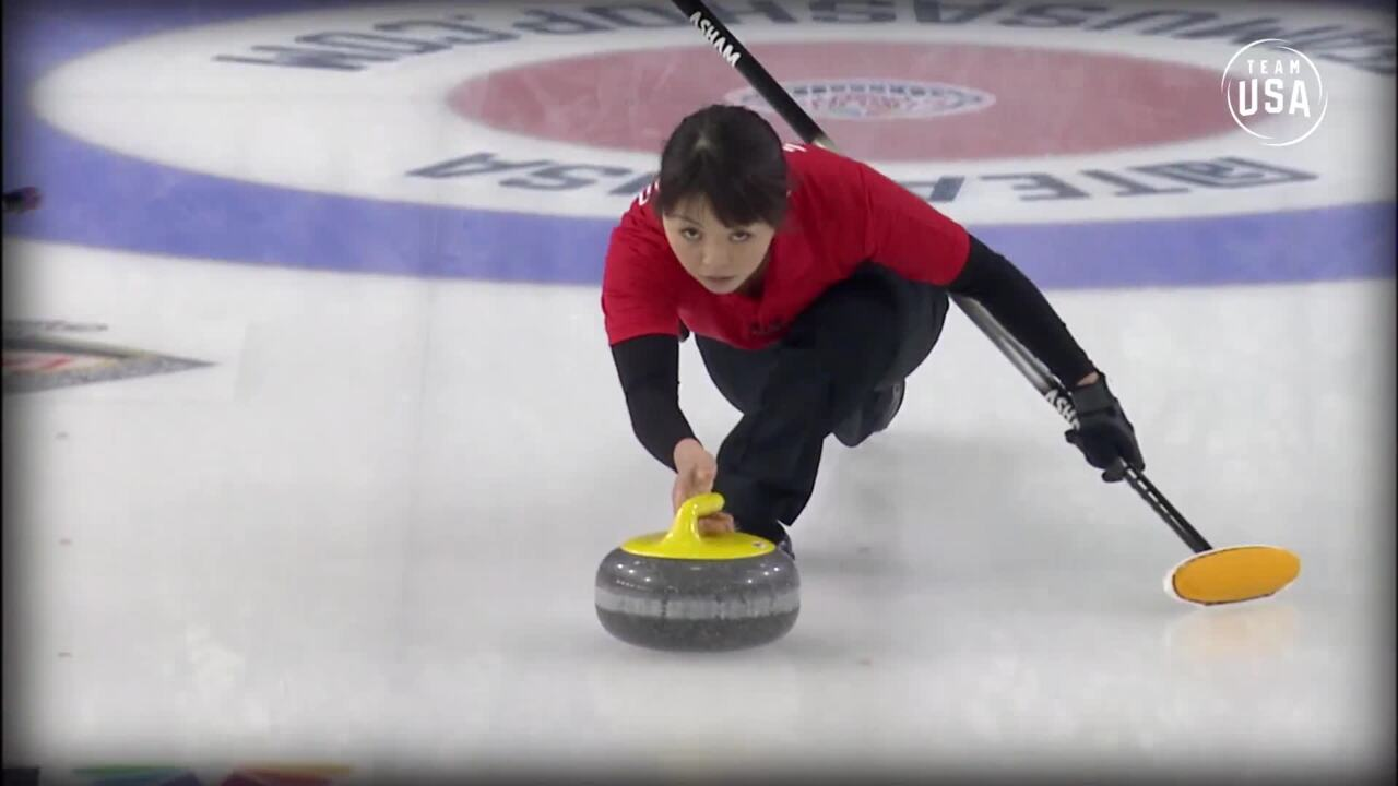 Curling Night In America | U.S. vs. Japan Women Highlights - Episode 3
