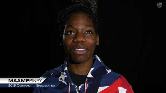 Team USA Insider presented by Nabisco | U.S. Speedskaters React To Making The Olympic Team