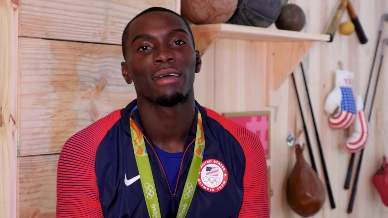 "Kerron Clement: ""I Always Believed That Each Time Will Get Better"""