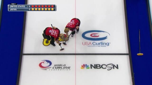 Curling Night In America | Episode 4: U.S. Women vs. Japan