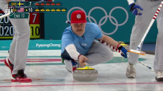 The U.S. Men's Curling Team Stuns The World, Wins First-Ever Olympic Gold In PyeongChang