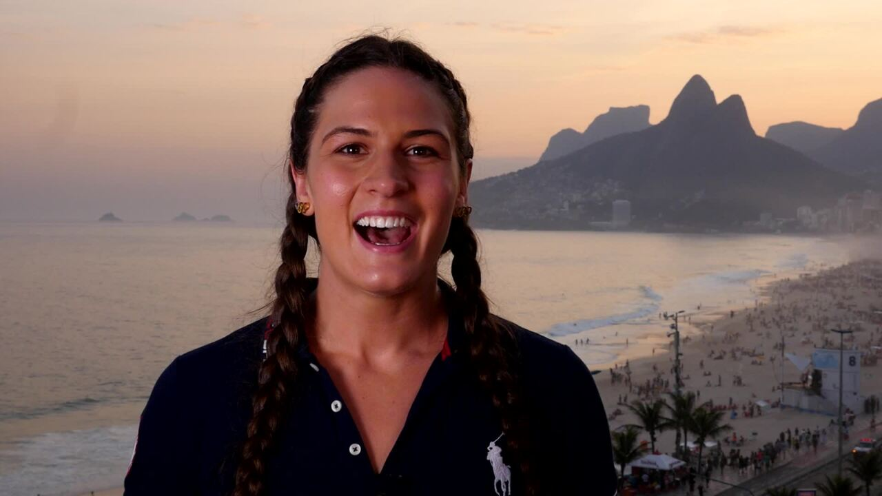 Watch Adeline Gray Compete At The Rio 2016 Olympic Games