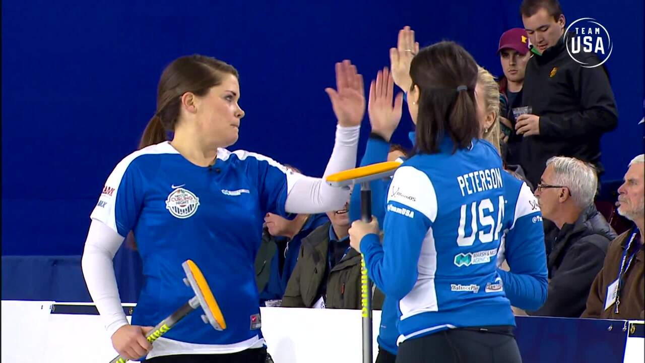 Tune In Feb. 3 For Curling Night In America