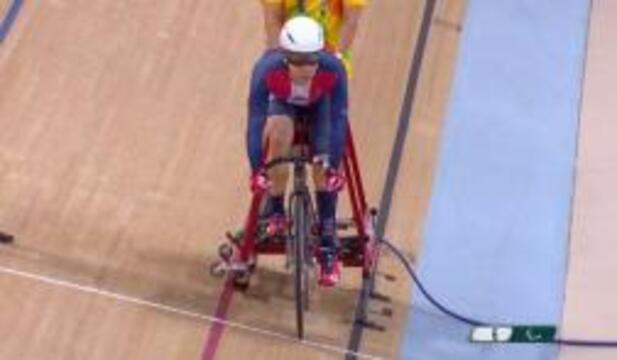 William Lister | Men's C1-2-3 1000m Time Trial | Track Cycling | Paralympic Games 2016
