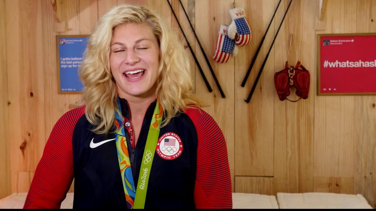 Olympian Kayla Harrison Calls Out Chef Richard Blais
