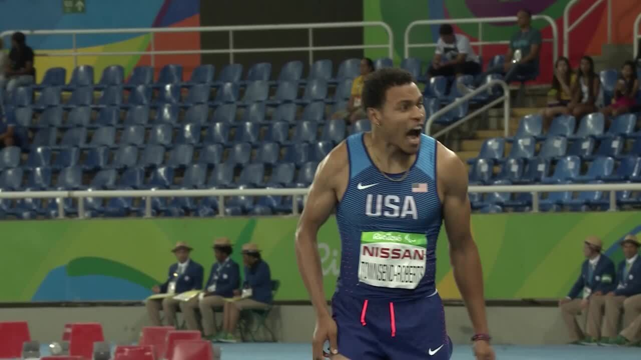 Roderick Townsend-Roberts | Men's Long Jump T47 Final- Gold | 2016 Paralympic Games