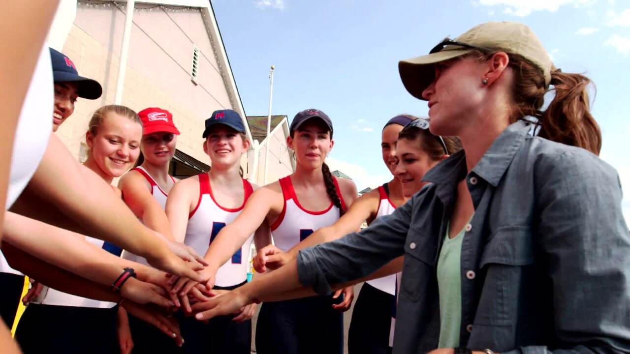 Small Town Support, Big Time Success | Rowing | Team USA Hometown Stories