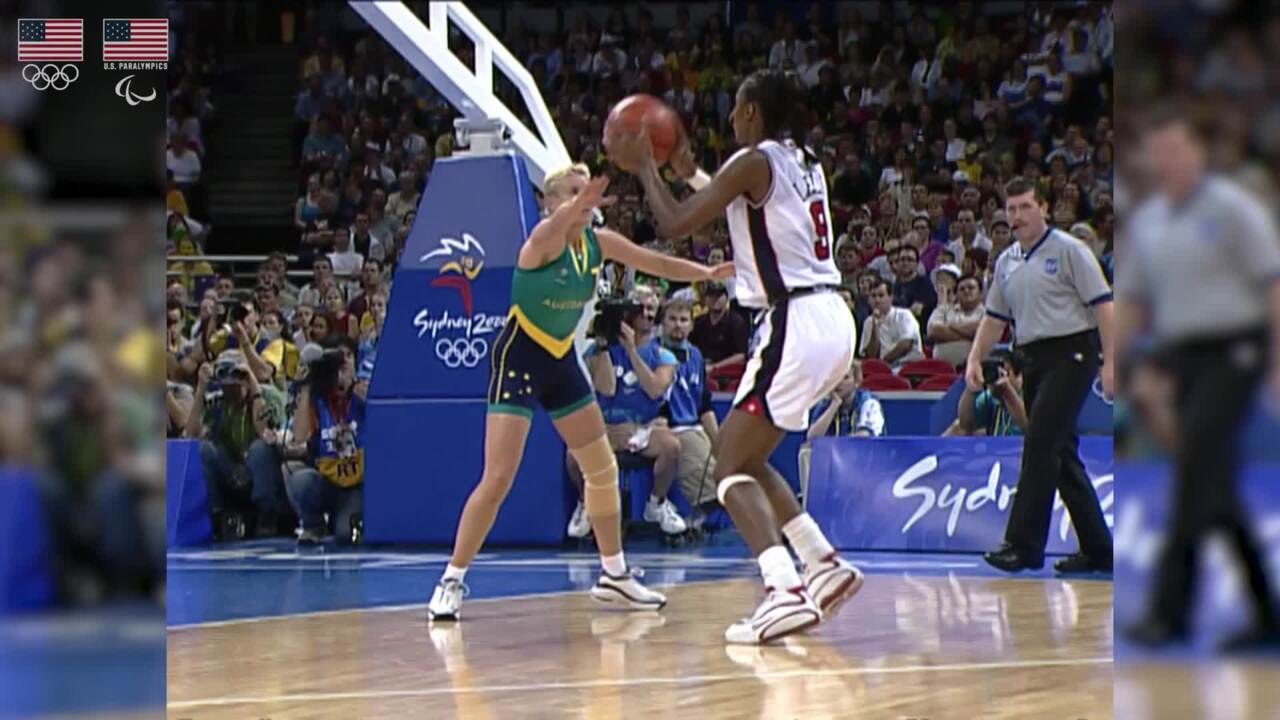 Lisa Leslie - Basketball - U.S. Olympic & Paralympic Hall of Fame Nominee